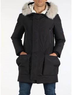 timeless design 57d31 7a752 ARCTIC: MAGINA DR 01 FUR down jacket