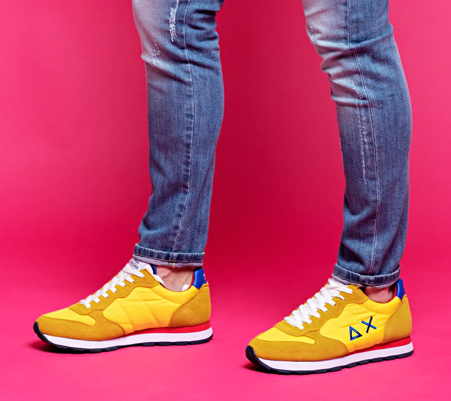 dd5dd9dc54ac La novità Primavera Estate 2019  SUN68! Brand italiano dallo spirito  indipendente con un design originale ed innovativo. Scegli le tue sneakers  preferite ...